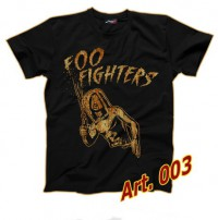 Футболка FOO FIGHTERS (арт.003)