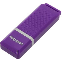 Флешка USB Smart Buy Quartz series Violet (64Gb)