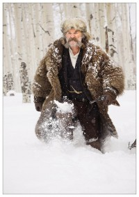 Портретный постер Hateful Eight #5