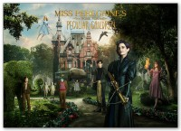 Универсальная наклейка Miss Peregrine's Home for Peculiar Children #1