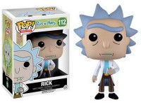 Фигурка Rick. Rick & Morty. By Funko