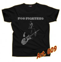 Футболка FOO FIGHTERS (арт.009)