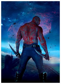 Портретный постер Guardians of the Galaxy #1