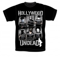 Футболка HOLLYWOOD UNDEAD (арт.242)