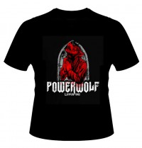 Футболка POWERWOLF (арт.829)