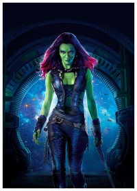 Портретный постер Guardians of the Galaxy #2