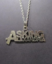 Кулон ASKING ALEXANDRIA (lzk)