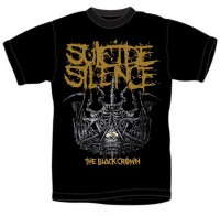 Футболка SUICIDE SILENCE - The Black Crown (арт.33)