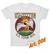 Футболка LED ZEPPELIN (арт.006)