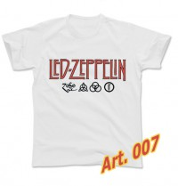 Футболка LED ZEPPELIN (арт.007)
