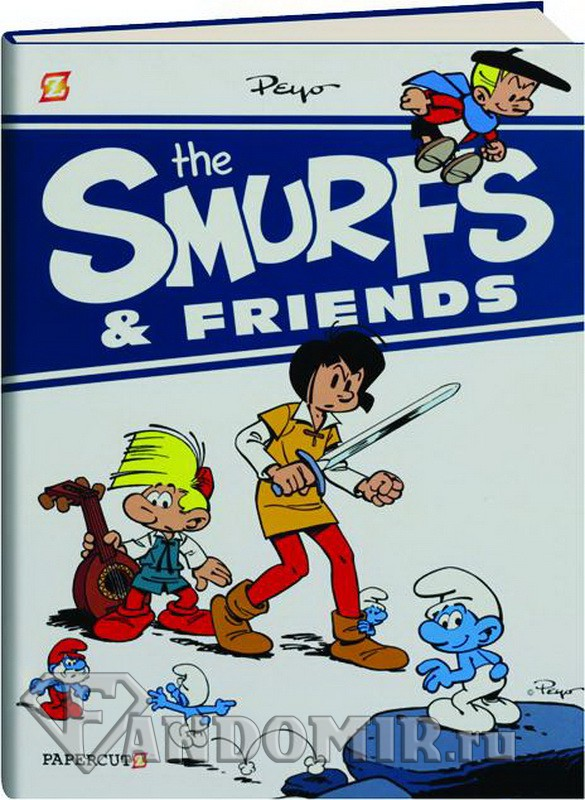 The Smurfs & Friends. Vol 1