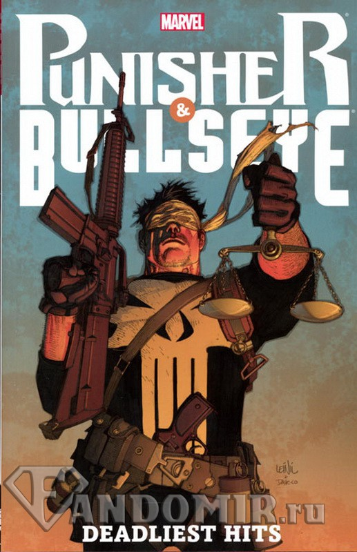 Punisher And Bullseye TP Deadliest Hits