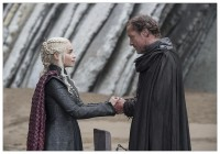 Портретный постер Game of Thrones #44