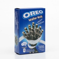 Печенье OREO Wafer Roll Vanilla  (54г)